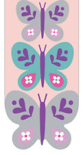 Pretty Butterflies Magnetic Bookmark Gift Idea Perfect Book Lover Gifts