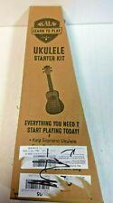 Official Kala Learn to Play Ukulele Soprano Starter Kit  – EXTRAS