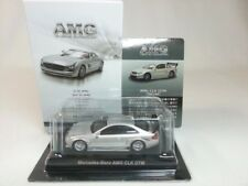 1:64 Kyosho Mercedes-Benz AMG Minicar Collection CLK DTM C209 Silver Secret Car