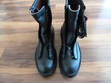 "Danner Leather Boots Recon 8"" Black 200G Never Worn -- Men's 16 US 50 EUR"