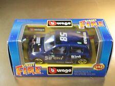 Pi3-14 Bburago Burago 1/43 Street Fire Land Rover Freelander Tanzania Bb-028