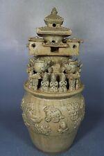 Beautiful Chinese YUEYAO porcelain granary