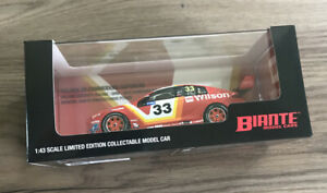 1:43 HOLDEN ZB COMMODORE 2018 SANDOWN 500 TANDER/PITHER GRM BIANTE WILSON #33