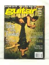 TALES OF THE TWISTED GUITAR MAGAZINE KORN SLAYER PAGE AND PLANT JUNE 1998 RARE!