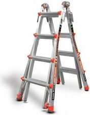 17 1a Revolution Little Giant Ladder 12017 With Wheels