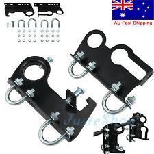 4X4 Offroad 4WD Roof Rack Mount Hi Lift High Farm Jack & Shovel Holder AU STOCK
