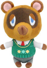 "New 7"" Tom Nook Plush Stuffed Doll Toy Little Buddy USA Animal Crossing New Leaf"