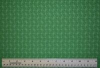 Benartex Contempo's Meadow Dance Diamonds Green By the 1/2 yd cotton fabric