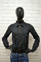 Giubbino EXTE Donna Taglia Size 40 Giacca Giubbotto Coat Jacket Woman Nero