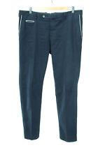 PTO1 Hose Pants Trousers SLIM FIT Baumwolle Herren Gr. 52 in Blau
