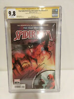 Spider-Man/Venom #1 CGC 9.8 SS - 2X Cates & Stegman  Free Comic Book Day