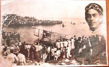 Cuba Aviation 1913 Photograph-1 Key West-Havana Flight, Domingo Rosillo del Toro