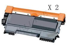 2 X Toner TN-2220 Compatibile per Brother MFC-7460DN 7860DW HL-2240D  DCP-7065DN