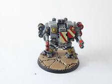 Dreadnought - Cybot der Grey Knights - gut bemalt Forgeworld - 2