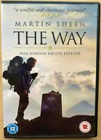 The Way DVD 2010 Martin Sheen Pyrenees Montagne Hike Escursioni Drammatico Film
