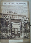 WWI US UK Returning Troops/27th NY Victory Arch 4-3-19 Mid-Week Pictorial mag