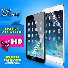 iPad Air Bildschirmschutzfolie Displayschutzfolie Schutzfolie für iPad Air 1 / 2