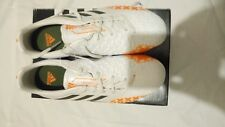 Adidas Predator Absolado LZ TRX FG white football boots UK 6
