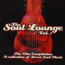 Soul Lounge - Vol 1 - Various - New Factory Sealed CD