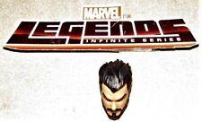 Marvel Legends Exclusive Figure Series Namor Beard Head Piece (1) Lot Hasbro