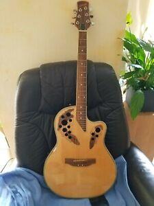 STAGG Clarity Gitarre EQ 505 / Western guitar