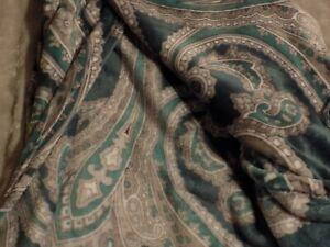 Oversized Chenille Fringe Throw Blanket Plush Soft Warm Bed Sofa NEW!