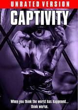 CAPTIVITY Movie POSTER 27x40 H Elisha Cuthbert Daniel Gillies Pruitt Taylor