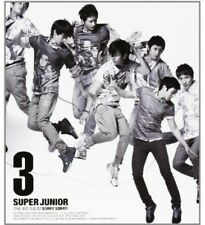 Sorry Sorry - Super Junior (2011, CD NEUF)