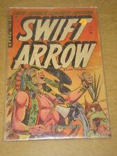 SWIFT ARROW #2 G- (1.8) AJAX COMICS MAY 1954