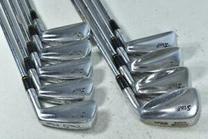 Wilson Staff Blade 2-PW Iron Set Right Stiff Flex Steel # 126894