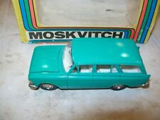 Moskvitch 426 station wagon 1/43 die cast model