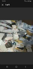 MIXED JOB LOT BOX OF 5 Parcels Of  Mail Returns Lost/Undelivered Post la