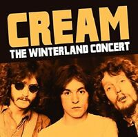 CREAM - THE WINTERLAND CONCERT 1968   CD NEW+