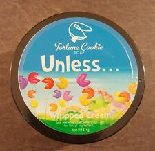 New Sealed Fortune Cookie Soap Unless 4oz WC Whipped Cream Lorax Collection FCS