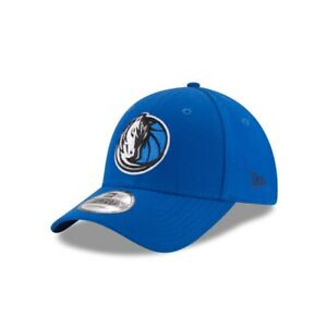 Dallas Mavericks Mavs New Era 9FORTY NBA League Adjustable Strapback Hat Cap 940