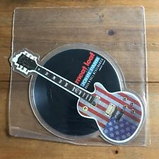 "MEAT LOAF & JOHN PARR  - Rock N Roll Mercenaries 7"" Shaped Picture Disc (1)"