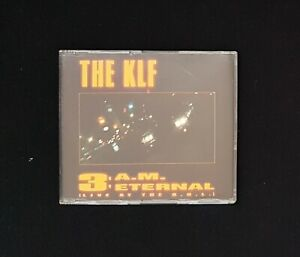 The KLF - 3:A.M. Eternal (Live At The S.S.L.) CD Single (1990) KLF 005CD