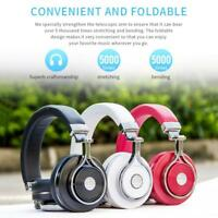 NEW Bluedio Wireless Over-head Headphones Bluetooth 4.1 Stereo Headsets with Mic