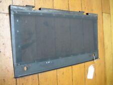 KUBOTA FZ2100 DIESEL 4WD SIDE COVER SCREEN 76650-42150