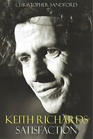 (Very Good)-Keith Richards: Satisfaction (Paperback)-Sandford Christopher-075531