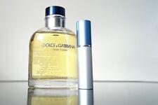 Dolce & Gabbana Pour Homme - 5ml Aluminum Travel Atomizer SAMPLE