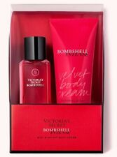 Victoria Secret BOMBSHELL INTENSE Perfume Fragrance Body Mist & Lotion Gift Set
