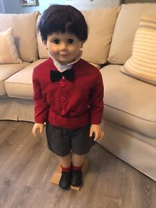 """Peter Playpal Doll 37"""""""