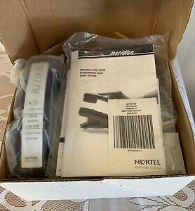 Nortel M9417CW (Caller ID) 2-Line Display Phone (Black) New Open Box