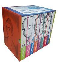 The Buddha by Osamu Tezuka (8 Books Box set ) - Brand new (English)