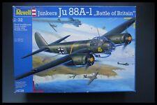 Revell Junkers Ju 88A-1 Battle of Britain 1:32 Model Kit Sealed Bags