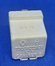 Renault 1991-2002 / 6-Pin White Relay 7700822929 G. Cartier