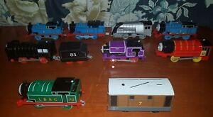 Thomas & Friends Trackmaster REVOLUTION BUNDLE X 9