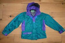 Vintage JACK WOLFSKIN Hooded Waterproof Jacket Coat Shell Zip size M
