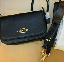 Coach Small Jes Messenger Bag with Signature Canvas Strap F79779